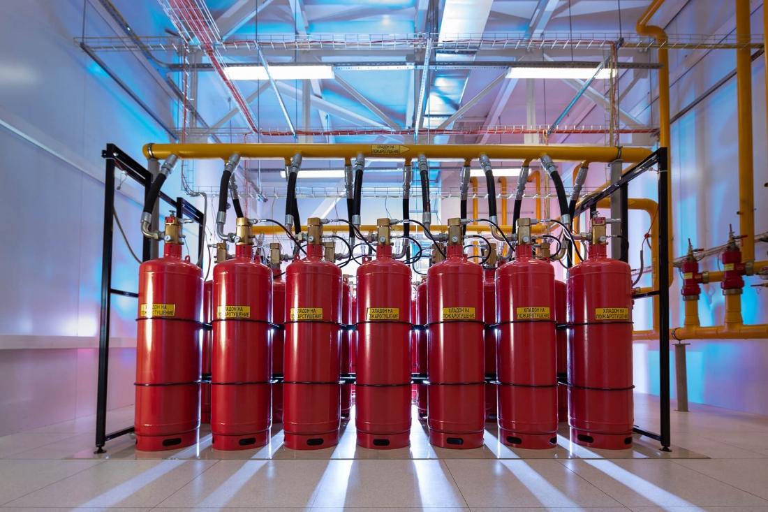 Автоматической системы пожаротушения картинки