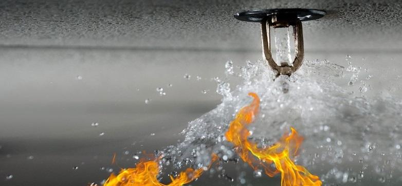 Проектирование систем водяного пожаротушения