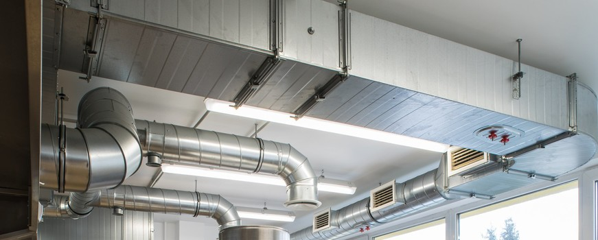 Техническое обслуживание и ремонт вентиляции