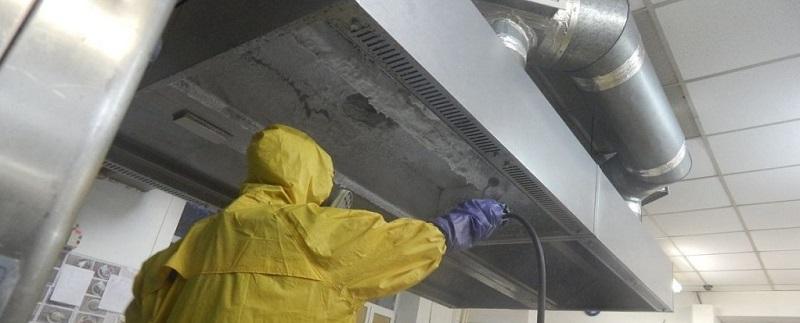 Каким может быть техническое обслуживание вентиляции